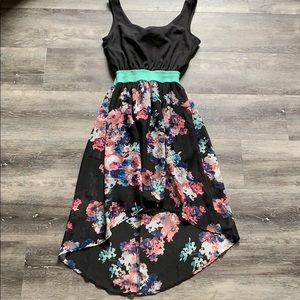 Charlotte Russe Hi Low Dress